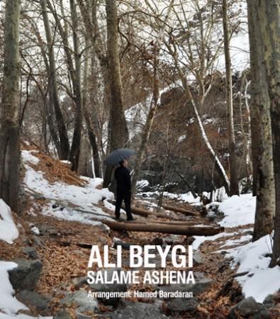 آهنگ جدید و بسیار زیبای علی بیگی به نام سلام آشنا