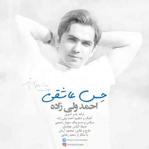 دانلود آهنگ جدید احمد ولی زاده به نام حس عاشقی ، آهنگ حس عاشقی با صدای احمد ولی زاده + متن آهنگ حس عاشقی از احمد ولی زاده