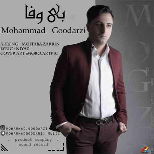 دانلود آهنگ جدید محمد گودرزی به نام بی وفا عکس جدید محمد گودرزی عکس ها و موزیک های جدید محمد گودرزی