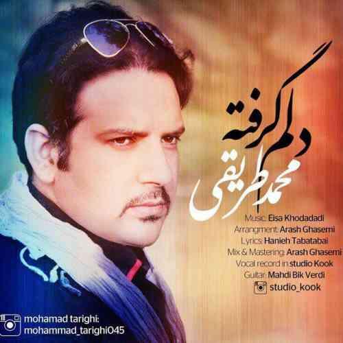 دانلود آهنگ جدید محمد طریقی به نام دلم گرفته عکس جدید محمد طریقی عکس ها و موزیک های جدید محمد طریقی