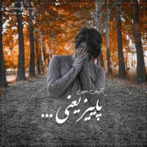 دانلود آهنگ جدید آرمین حبیبی به نام پاییز یعنی عکس جدید آرمین حبیبی عکس ها و موزیک های جدید آرمین حبیبی