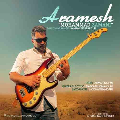 دانلود آهنگ جدید محمد زمانی به نام آرامش عکس جدید محمد زمانی عکس ها و موزیک های جدید محمد زمانی