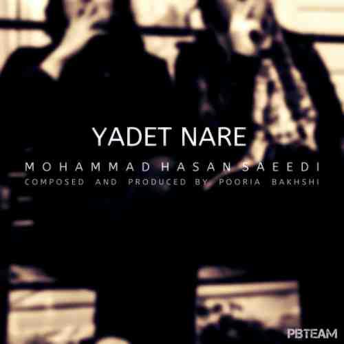 دانلود آهنگ جدید محمد حسن سعیدی به نام یادت نره عکس جدید محمد حسن سعیدی عکس ها و موزیک های جدید محمد حسن سعیدی