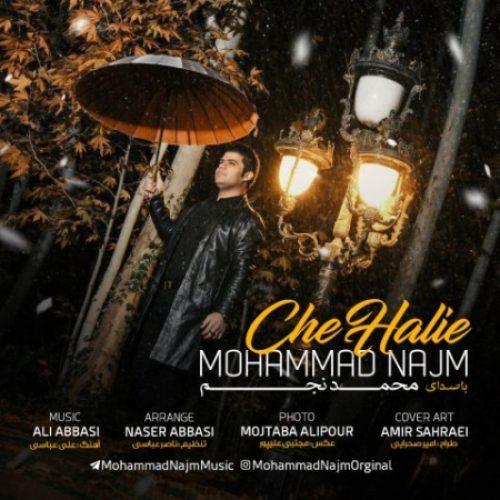 دانلود آهنگ جدید محمد نجم به نام چه حالیه عکس جدید محمد نجم عکس ها و موزیک های جدید محمد نجم