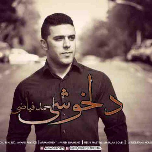 دانلود آهنگ جدید احمد فیاضی به نام دلخوشی عکس جدید احمد فیاضی عکس ها و موزیک های جدید احمد فیاضی
