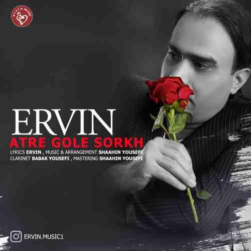 دانلود آهنگ جدید اروین به نام عطر گل سرخ عکس جدید اروین عکس ها و موزیک های جدید اروین
