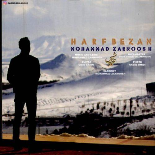 دانلود آهنگ جدید محمد زرنوش به نام حرف بزن عکس جدید محمد زرنوش عکس ها و موزیک های جدید محمد زرنوش