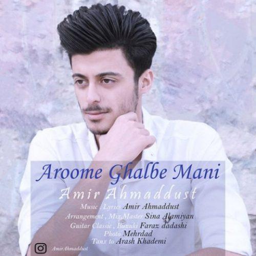 دانلود آهنگ جدید امیر احمد دوست به نام آروم قلبه منی عکس جدید امیر احمد دوست عکس ها و موزیک های جدید امیر احمد دوست