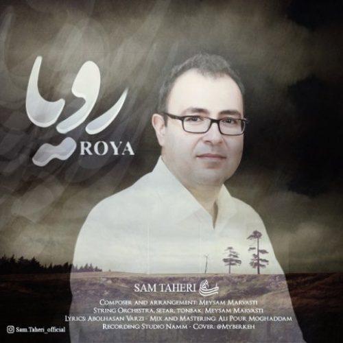 دانلود آهنگ جدید سام طاهری به نام رویا عکس جدید سام طاهری عکس ها و موزیک های جدید سام طاهری
