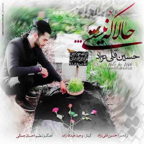 دانلود آهنگ جدید حسین قلی نژاد به نام حالا که نیستی عکس جدید حسین قلی نژاد عکس ها و موزیک های جدید حسین قلی نژاد