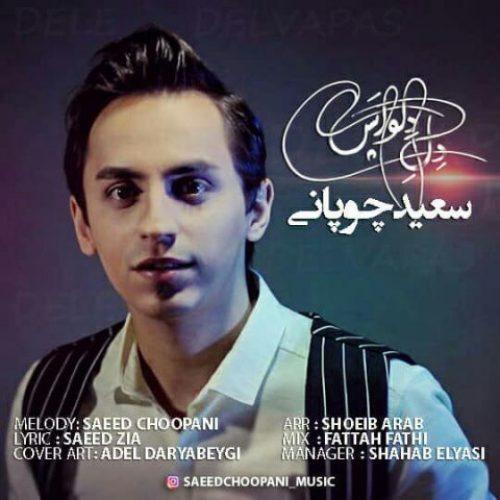 دانلود آهنگ جدید سعید چوپانی به نام دل دلواپس عکس جدید سعید چوپانی عکس ها و موزیک های جدید سعید چوپانی