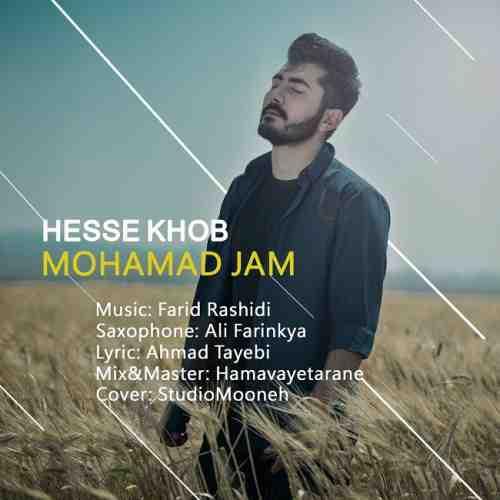 دانلود آهنگ جدید محمد جم به نام حس خوب عکس جدید محمد جم عکس ها و موزیک های جدید محمد جم