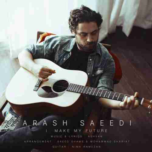 دانلود آهنگ جدید آرش سعیدی به نام آیندمو میسازم عکس جدید آرش سعیدی عکس ها و موزیک های جدید آرش سعیدی
