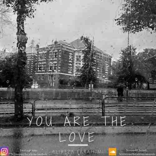دانلود آهنگ جدید علیرضا ابراهیمی به نام تو خود عشقی عکس جدید علیرضا ابراهیمی عکس ها و موزیک های جدید علیرضا ابراهیمی