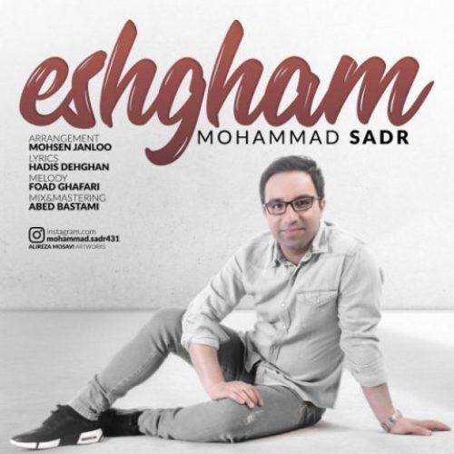 دانلود آهنگ جدید محمد صدر به نام عشقم عکس جدید محمد صدر عکس ها و موزیک های جدید محمد صدر