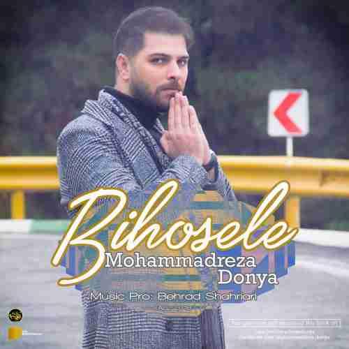 دانلود آهنگ جدید محمدرضا دنیا به نام بی حوصله عکس جدید محمدرضا دنیا عکس ها و موزیک های جدید محمدرضا دنیا