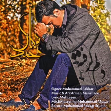 دانلود آهنگ جدید محمد فکار به نام دلم گرفته