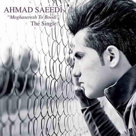 احمد سعیدی مقصرش تو بودی