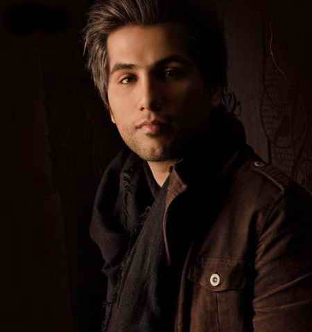 احمد سعیدی زندگی را با تو می خوام