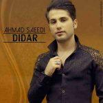 دانلود و متن آهنگ جدید احمد سعیدی به نام دیدار