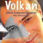 دانلود آهنگ جدید فرشید حمید ایران به نام ولکان