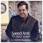 دانلود آهنگ جدید سعید عرب به نام تو دلت خاصه