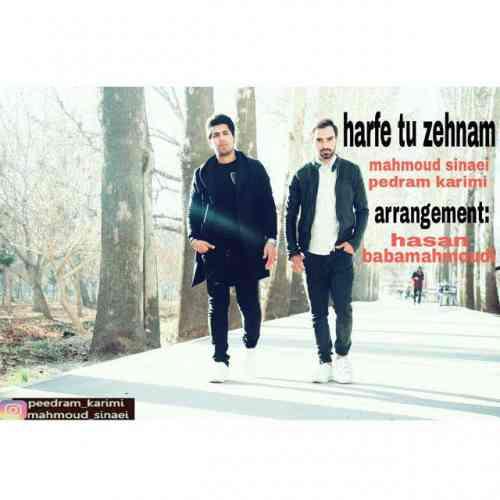 دانلود آهنگ جدید محمود سینایی به نام حرف توی ذهنم عکس جدید محمود سینایی عکس ها و موزیک های جدید محمود سینایی