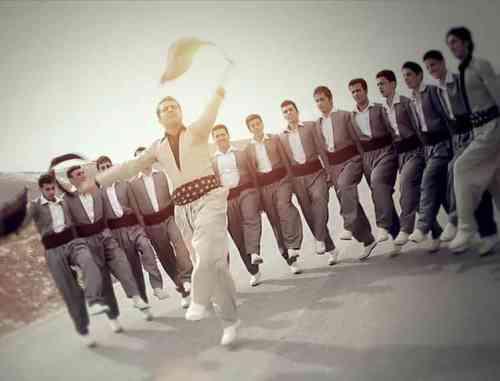 آهنگ رقص