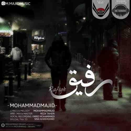 دانلود آهنگ جدید محمد مجید عباسی به نام رفیق عکس جدید محمد مجید عباسی عکس ها و موزیک های جدید محمد مجید عباسی