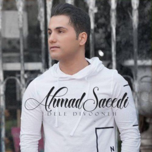 دانلود آهنگ جدید احمد سعیدی به نام دل دیوونه عکس جدید احمد سعیدی عکس ها و موزیک های جدید احمد سعیدی