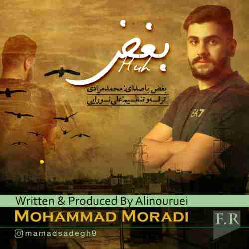 دانلود آهنگ جدید محمد مرادی به نام بغض عکس جدید محمد مرادی عکس ها و موزیک های جدید محمد مرادی