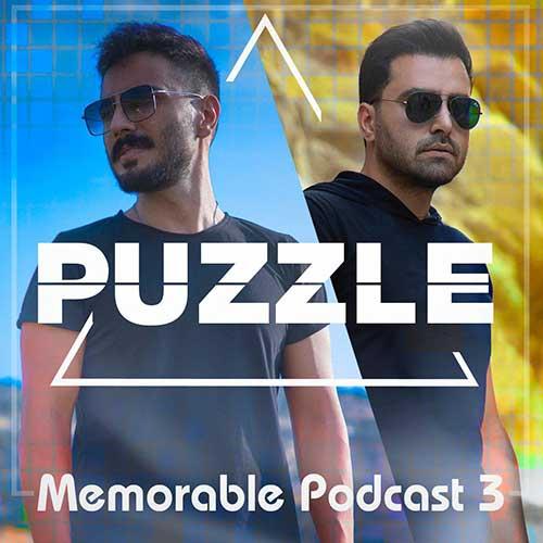 دانلود آهنگ جدید پازل بند به نام Memorable Podcast 3 عکس جدید پازل بند عکس ها و موزیک های جدید پازل بند