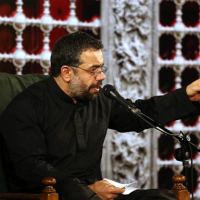 دو چشم بی رمق وا کن پدرجان حاج محمود کریمی