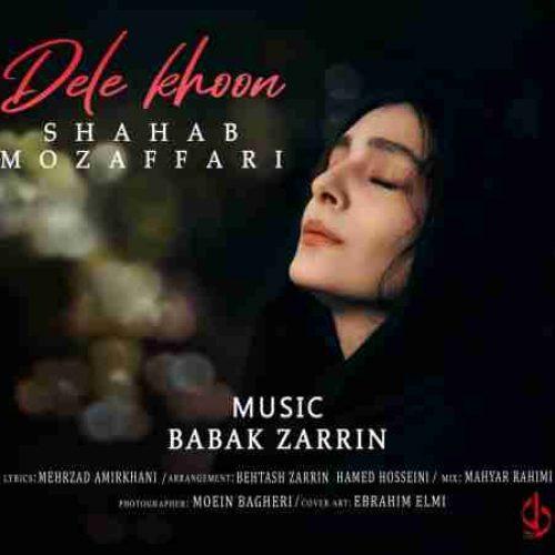 دانلود آهنگ جدید شهاب مظفری به نام دل خون عکس جدید شهاب مظفری عکس ها و موزیک های جدید شهاب مظفری