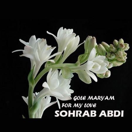 سهراب عبدی به نام گل مریم
